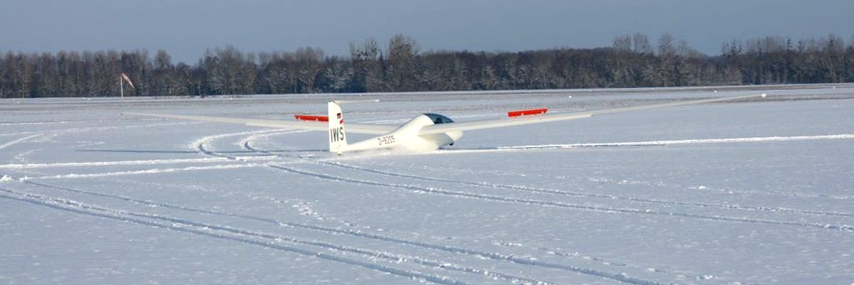 On vole aussi dans la neige